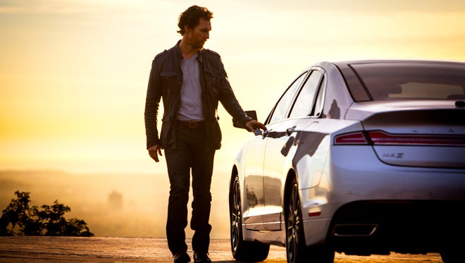 Matthew McConaughey for Lincoln Motor Company - Griffith Park