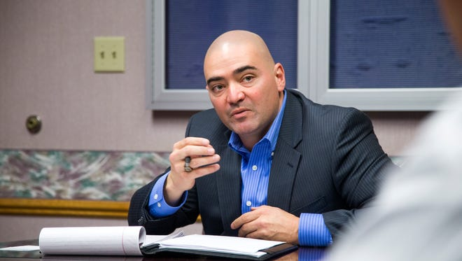State Sen. Fred Akshar