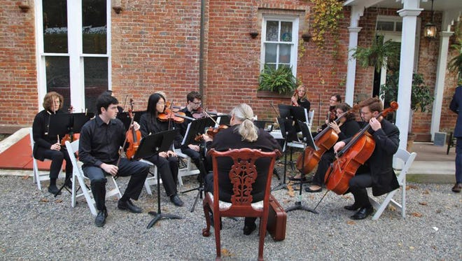 The Morris County Arts Workshop's Chester Baroque Orchestra, a 16 member group under the direction of the Grammy-award winning and internationally acclaimed violist / violinist Richard Maximoff, will perform two special Christmas concerts in December – one in Long Valley and one at The Hive in Chester.