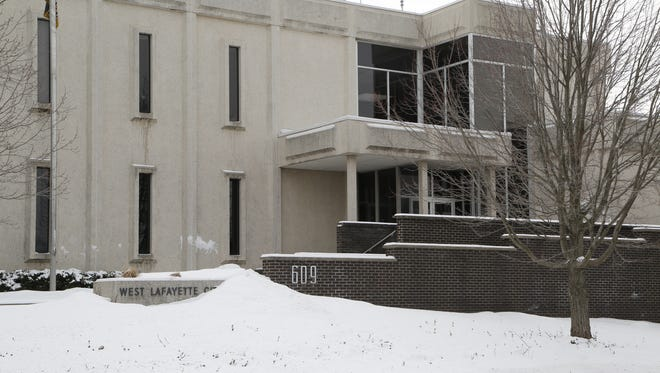 A mold problem forced officials to abandon West Lafayette City Hall. Demolition is expected to begin in spring 2016
