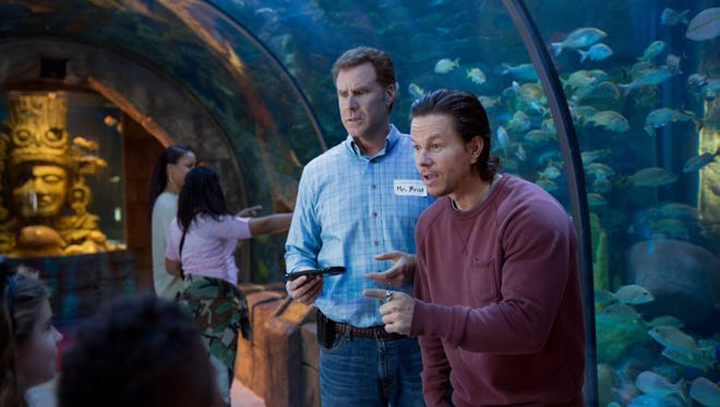 """Will Ferrell and Mark Wahlberg in """"Daddy's Home."""""""