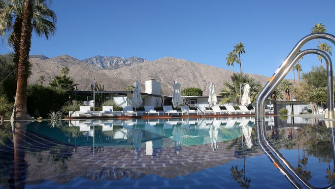"""L'Horizon Resort & Spa in Palm Springs ranked No. 4 among the """"Best Resorts in the World"""" and No. 1 among """"Top Resorts in Southern California"""" among Conde Nast Traveler's 2018 Readers' Choice Awards."""