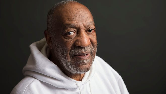 In this Nov. 18, 2013 file photo, actor-comedian Bill Cosby poses for a portrait in New York.