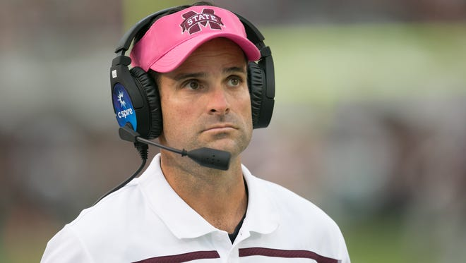 Mississippi State defensive coordinator Manny Diaz accepted the same position at Miami the school announced on Saturday.