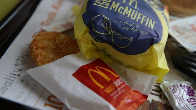 McDonald's is just getting started tapping the strength of its menu variety.