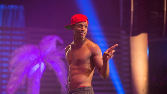 "Marlon Wayans, the star of ""Fifty Shades of Black,"""