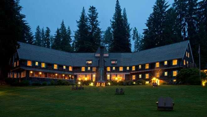 Lake Quinault Lodge in the Olympic National Park in Washington is hosting several wine events in the next few months.