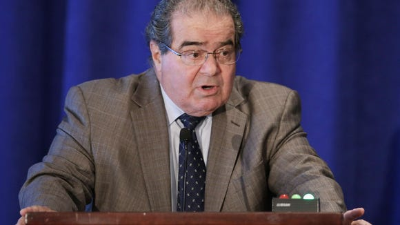 The political fight over his successor validates Scalia's view of the proper role of judges in our system of government.