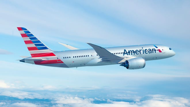 Fleet image of the 787-800 aircraft.