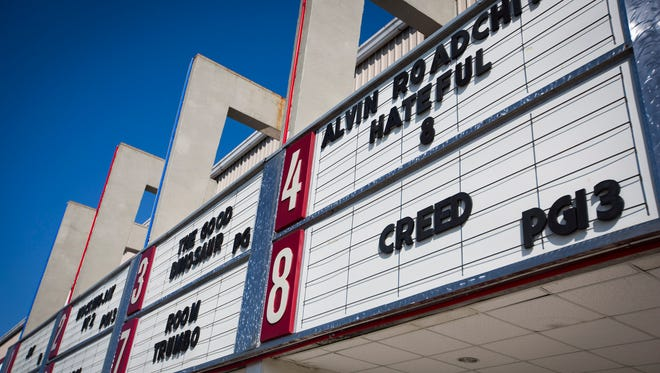 Village 8 Theatres is located in Village Center in St. Matthews. KentuckyOne Health has bought the property and the theater will close by the end of 2016.