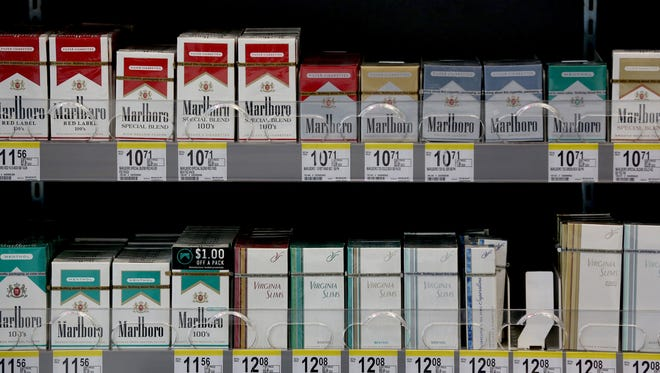 City Councilman Geoff Kors is exploring a change to the city's smoking ordinance that would eliminate smoking on the outdoor patios at restaurants and bars.