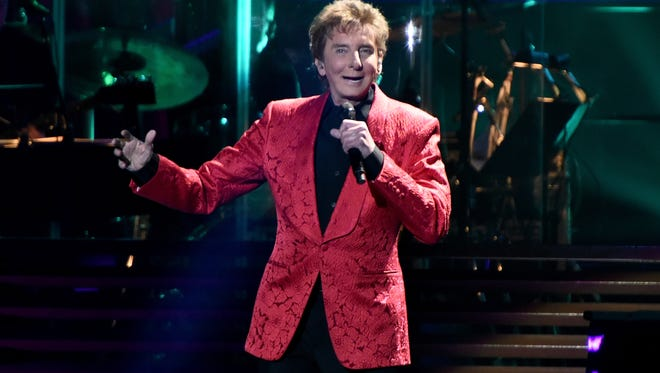 Barry Manilow will bring his One Last Time! Tour to the Resch Center on April 21. He has said this will be his last big tour.