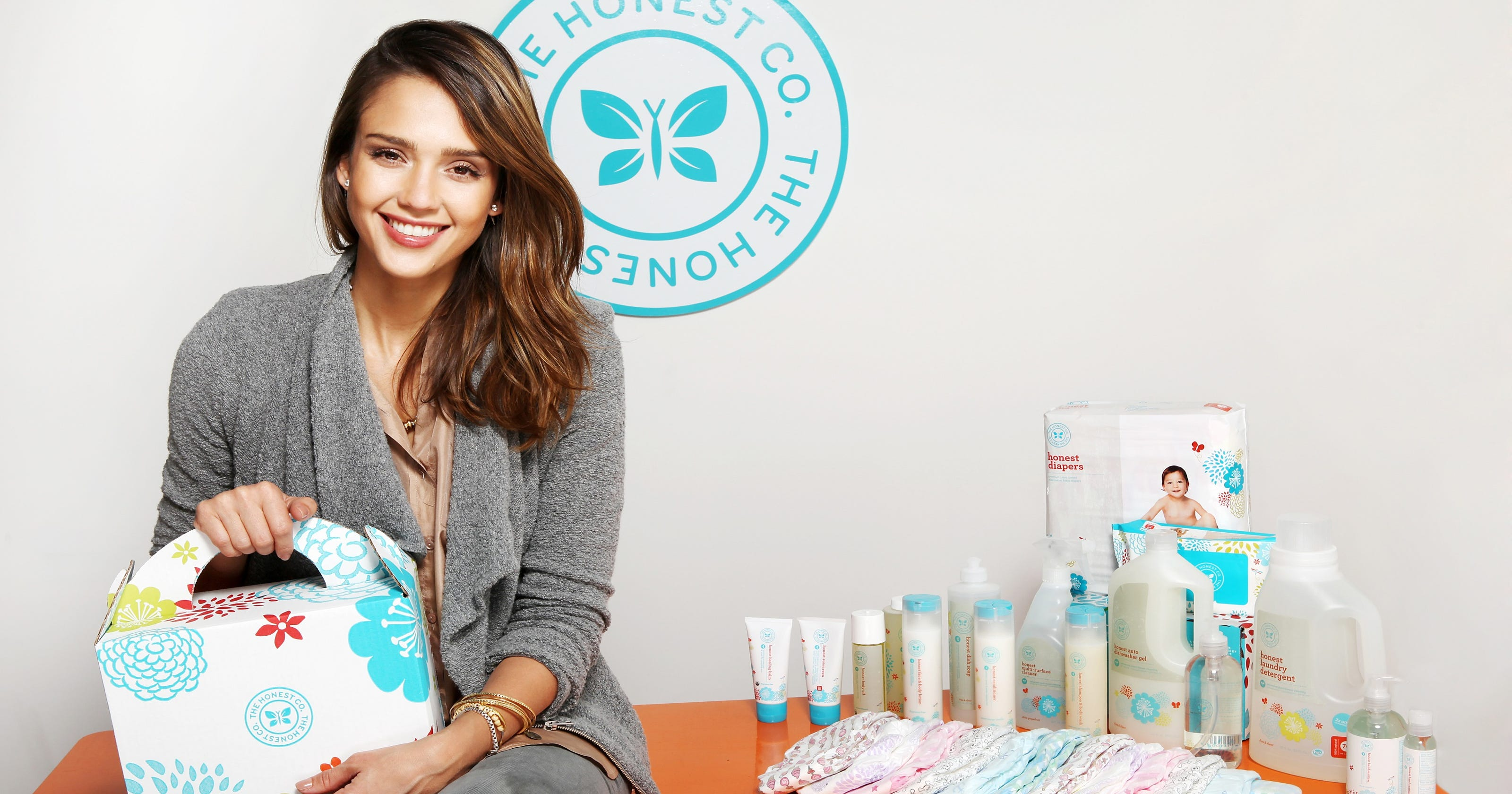 Image result for jessica alba honest company