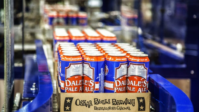 The equity fund that  controls Oskar Blues Brewery is also taking over Cigar City Brewing.