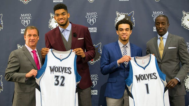 Timberwolves Owner Glen Taylor Plans To Keep Current Gm Through Draft