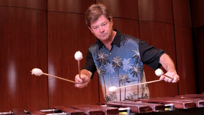 The UTEP Department of Music's percussion director Larry White will lead his final performance on Monday, ahead of his retirement at the end of the spring semester.