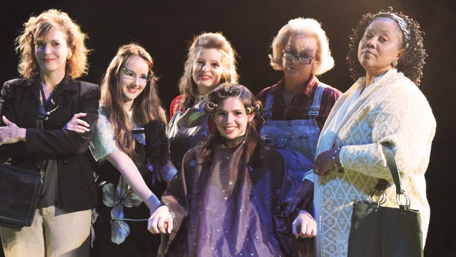"""Parkway Playhouse's first production of the season will be """"Steel Magnolias."""""""