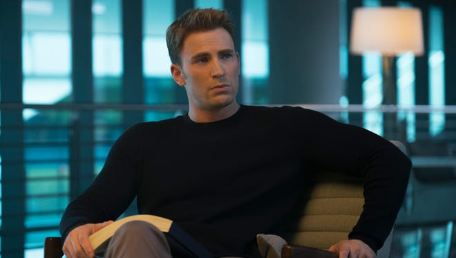 """Steve Rogers (Chris Evans) is forced to watch his team fracture around him in """"Captain America: Civil War."""""""