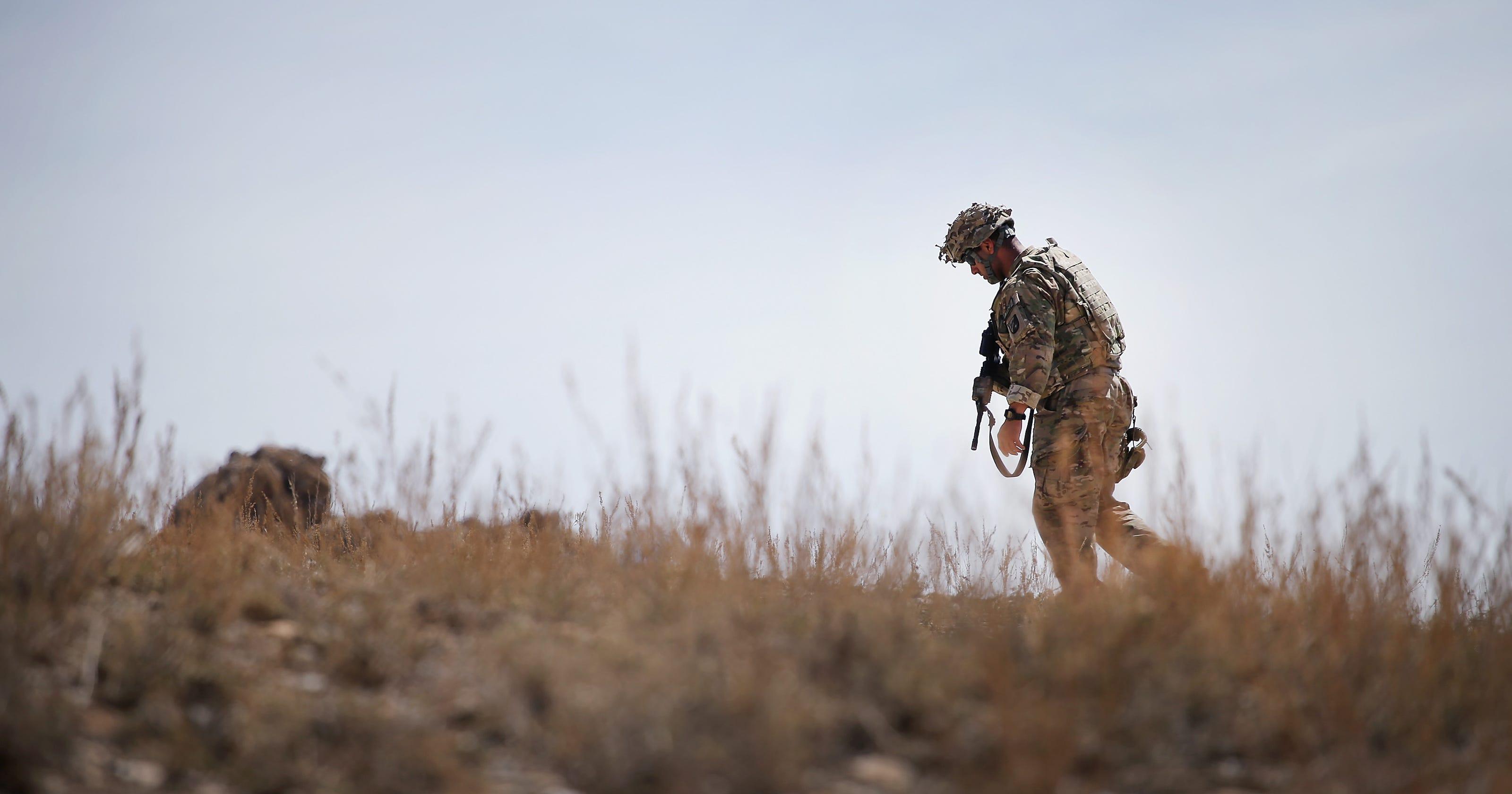Pentagon perpetuates stigma of mental health counseling ...