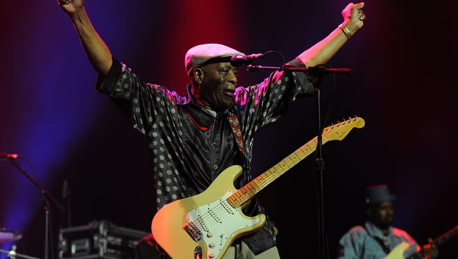 Buddy Guy will headline Rio Grande Mexican Restaurant'as free 30th anniversary block party in downtown Fort Collins.