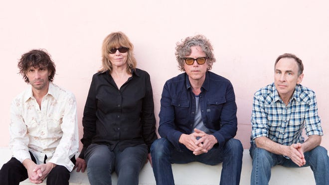 The Jayhawks and band leader Gary Louris return Friday to Headliners Music Hall with a fresh perspective and new album.