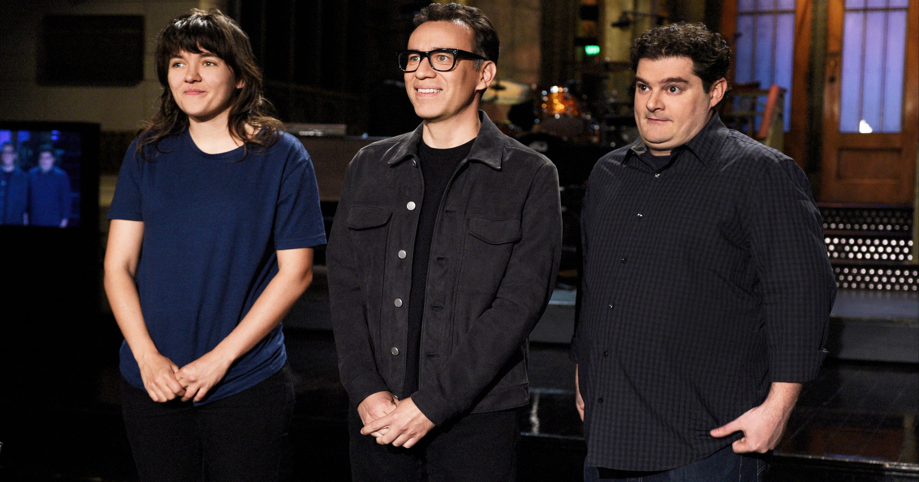 'SNL': Fred Armisen is the worst 'New Girlfriend' and prep ...