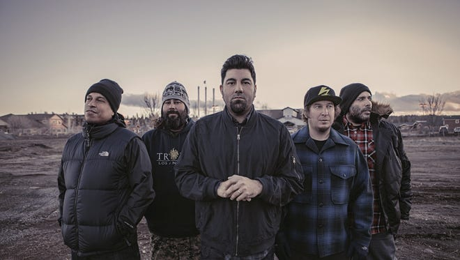 The Sacramento alt-metal band Deftones is set to headline Day 1 of the Neon Desert Music Festival in Downtown El Paso on Saturday.