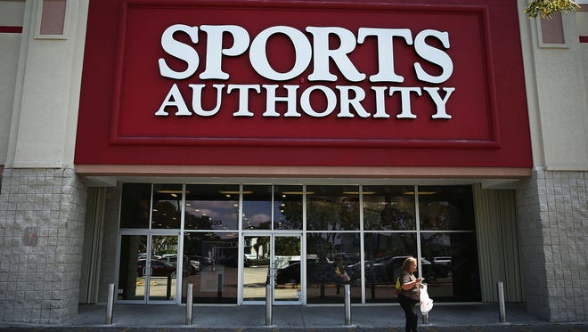 Sports Authority which  filed for Chapter 11 protection in March is now shutting all of its stores.