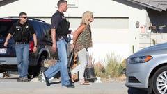 Amid gang raids and gun busts, a mother goes to jail