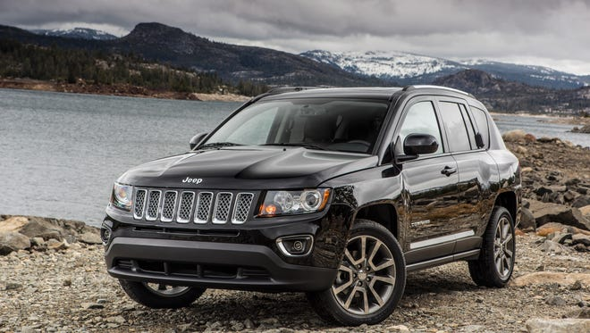 Jeep Compass is due for replacement with a new model.