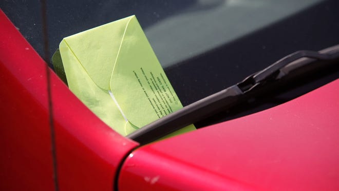 Downtown parking rates are going up starting Aug. 1.