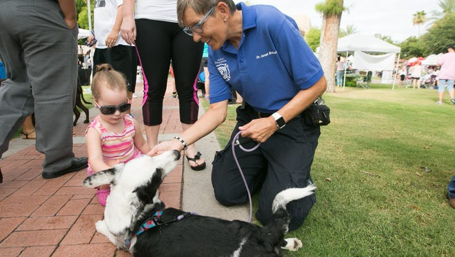 The Dog Days of Summer in Glendale is one of many fun family events in August.