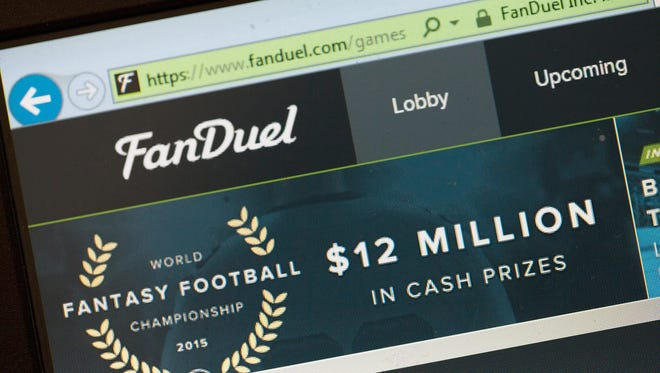 A new logo is among the changes planned by FanDuel.