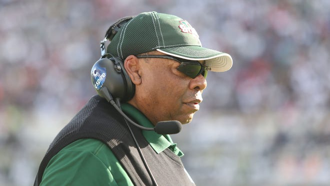 MVSU Coach Rick Comegy will try to get his team to build off its 1-10 2015 season.