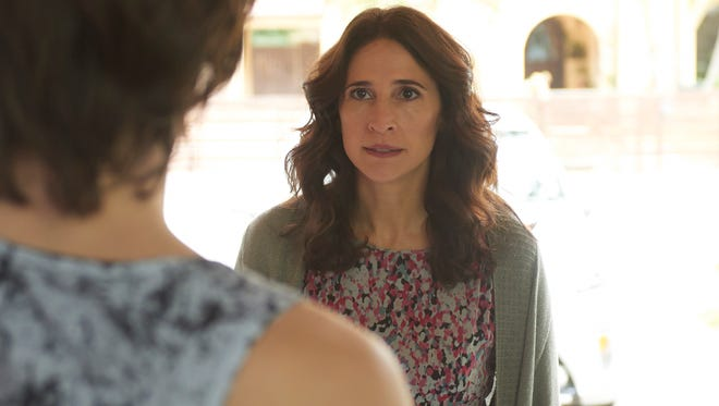 """Michaela Watkins on Hulu's """"Casual."""" Hulu will end its free streaming service in favor of subscriptions."""