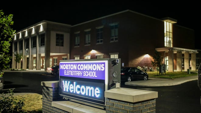 JCPS' newest school, Norton Commons Elementary, opened in 2016 with a price tag of $15 million.