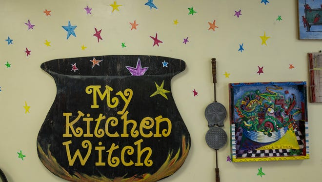 My Kitchen Witch is a restaurant that offers healthy fresh food. Monmouth Beach, NJWednesday, August 10, 2016@dhoodhood