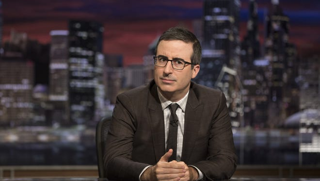 Comedian John Oliver made some serious comments about the state of modern journalism on his HBO show.