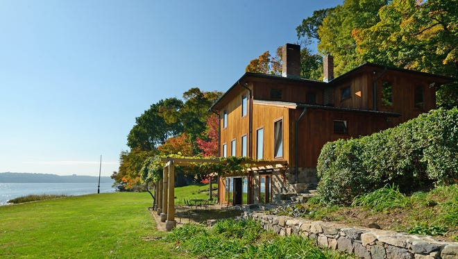"""This home in Sneden's Landing known as """"The Pirate's Lair,"""" sold for $4.8 million"""