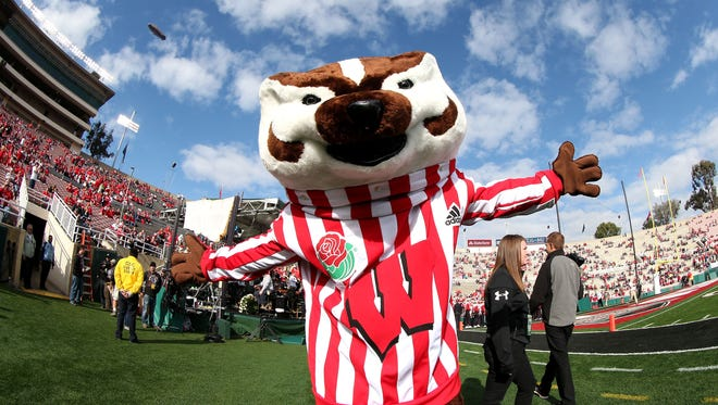 Bucky Badger will be among the special guests rubbing elbows at the VIP Badger Reception on Sept. 2 at the Roof Tap at Titletown Brewing Co. in Green Bay.