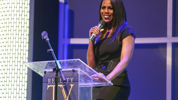 Reality TV star Omarosa, Donald Trump's director of African American outreach, is part of the Women for Trump tour of Ohio kicking off in Cincinnati on Friday.