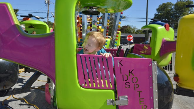 The 33rd annual Aunt Het Festival is scheduled for Oct. 1 in downtown Fountain Inn.