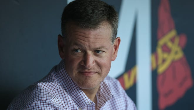 Scott Stricklin is expected to leave Mississippi State to become Florida's new athletic director, USA Today is reporting.