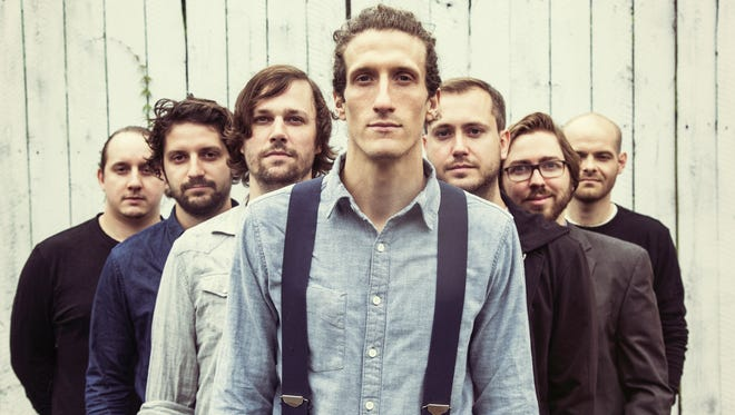The Revivalists will perform at Red River Revel Thursday, Oct. 6.