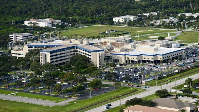Indian River Medical Center, 2013 file photo