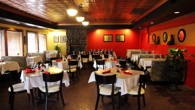 Lemon Grass restaurant in West Des Moines