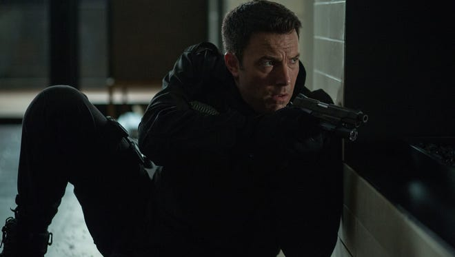 "Ben Affleck plays an accountant with a particular set of skills, and issues, in ""The Accountant."""