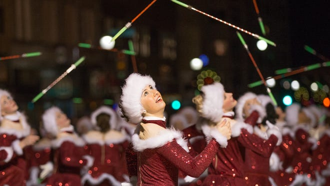 Pictured is the 2015 Oshkosh Chamber Holiday Parade.