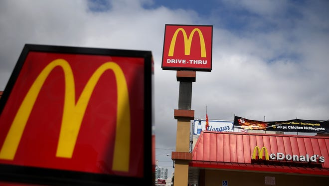 McDonald's, hiring 200. The restaurant chain is adding positions.