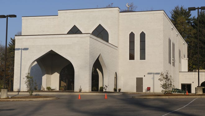 The Muslim Community Center in Louisvilleuslim Community Centeron Old Westport Rd., in Louisville. Nov. 16, 2016.